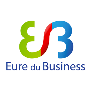 logo eure du business fond transparent