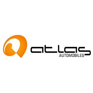 atlas automobiles logotype